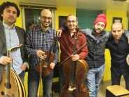 Narcy and Al-Bustan Takht Ensemble