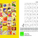 Alphabet Note Card – Camp 2007